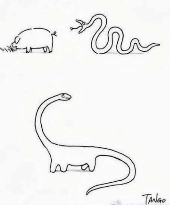 Latest Theory of Dinosaur Creation