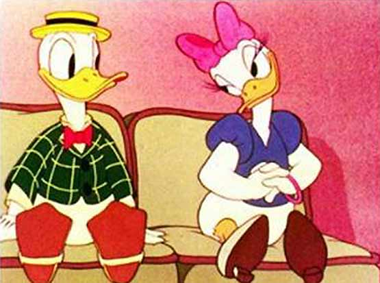 Donald and daisy duck sex