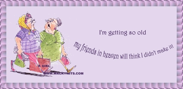 friends in heaven