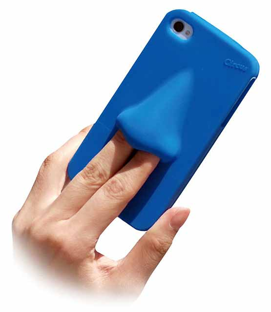 A Two Fingered iPhone Case
