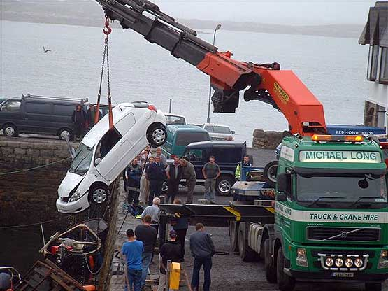 Irish Car Rescue - Fail