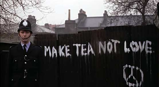 John Cleese - make tea not love