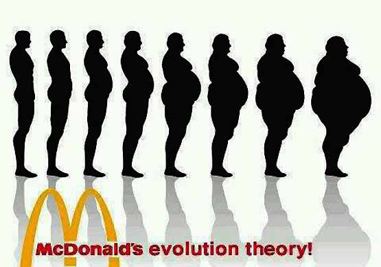 McDonalds Evolution