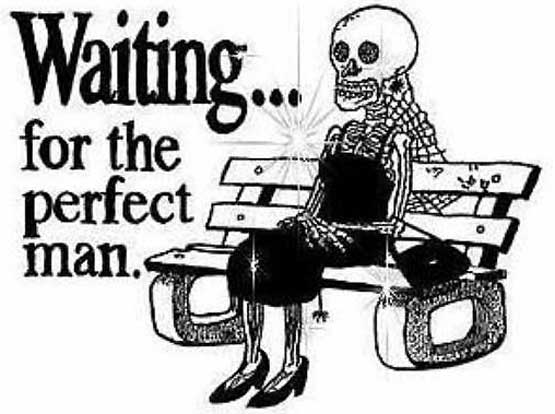 For All Girls Waiting for the Perfect Man