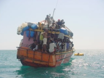 Safety at Work - Overloaded Boat 005