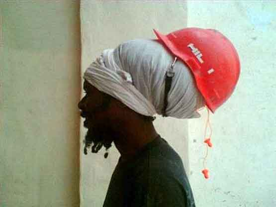Safety at Work: Safety Helmet