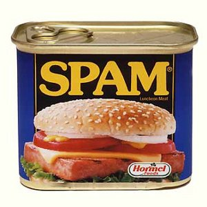 You have spam