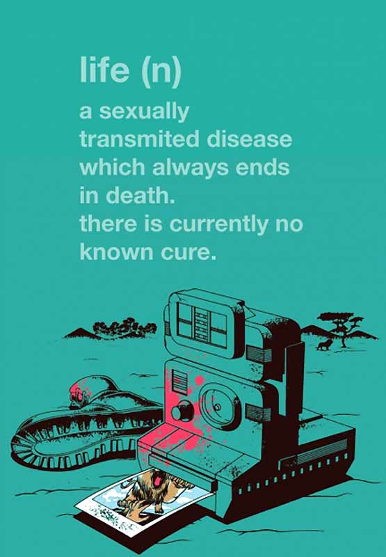 sexually transmitted disease always ends in death and no known cure